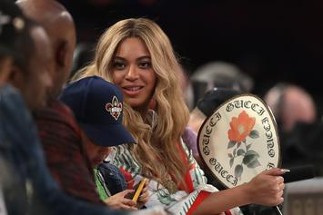 Beyoncé's New Photos Have Fans Thinking She's Pregnant