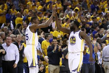 Kevin Durant & Draymond Green Beef Led To Warriors Fallout: Report