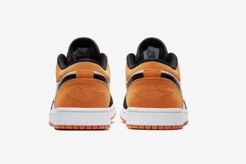 "Air Jordan 1 Low ""Shattered Backboard"" Releasing This Summer: Official Images"