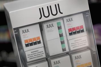 Juul Use Leaves College Freshman With A Collapsed Lung