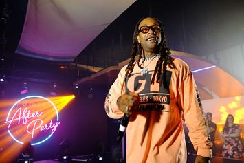 "Ty Dolla $ign Gets Pampered On ""Hot Girl Summer"" Video Shoot"