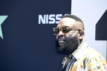 """Rick Ross Criticizes Miami Dolphins Owner: """"He Ain't Surprising Nobody"""""""