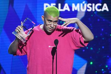 Bad Bunny Set As Headline Performer For 2019 Pornhub Awards