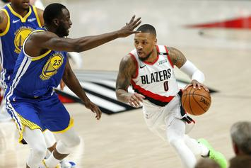 "Draymond Green Praises Damian Lillard For New Album, ""Big D.O.L.L.A."""