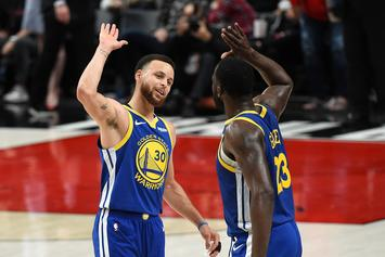 Steph Curry Breaks His Silence On Draymond Green Extension: Watch