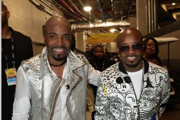 Jermaine Dupri Pays Tribute To Teddy Riley Ahead Of Hollywood Walk Of Fame Star