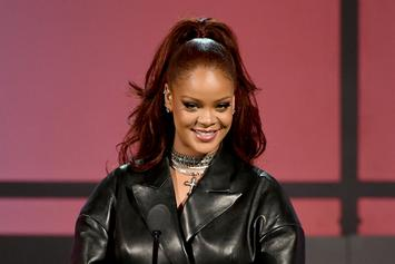 Rihanna's Back From Barbados To Spend Quality Time With Billionaire Boyfriend