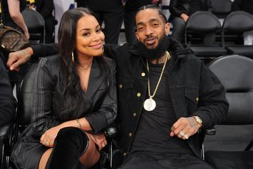 "Lauren London Gets Emotional On Nipsey Hussle's Birthday: ""Long Live My Other Half"""