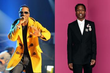 Juicy J, A$AP Rocky, & Metro Boomin Have A Banger On The Way