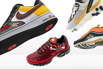 """Nike Air Max Plus, Air Max 97 Featured In Upcoming """"Sunburst"""" Pack: Release Info"""