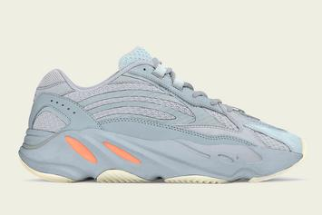 "Adidas Yeezy Boost 700 V2 ""Inertia"" Coming Soon: In Hand Photos"