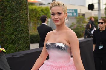 Katy Perry Accused Of Sexual Misconduct By Second Person