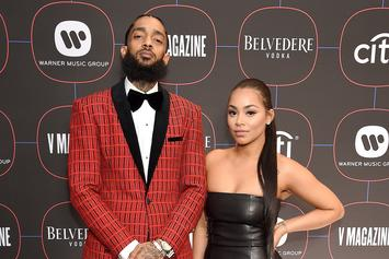 Lauren London Remembers Nipsey Hussle With Beautiful Video Collage