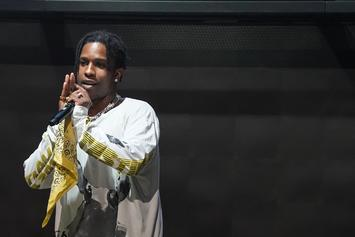 A$AP Rocky Makes Surprise Appearance During Tame Impala Set