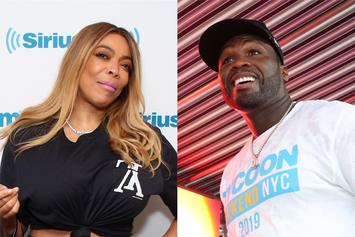 "50 Cent Savagely Kicks Wendy Williams Out Of Tycoon Party: ""B*tch Wait Outside"""