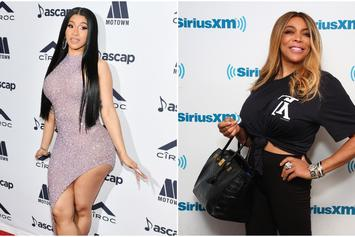 Cardi B & Wendy Williams Spotted Partying Together In NYC