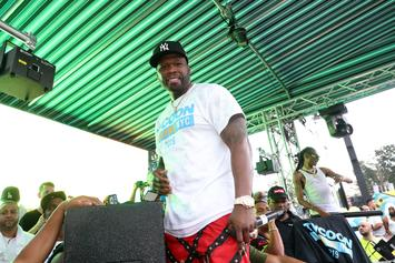 50 Cent's Tycoon Pool Party: The Best Moments