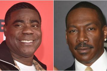 "Tracy Morgan Joins Eddie Murphy's ""Coming To America"" Sequel"