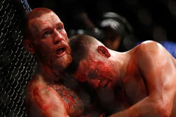 Conor McGregor Sends Message To Nate Diaz, Still Eyeing Trilogy Fight