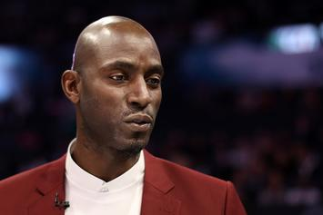 "Kevin Garnett's ""Area 21"" Reportedly Axed From TNT's NBA Coverage"
