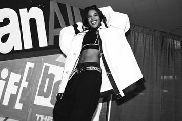 Aaliyah's Brother Delivers Powerful Homage At Wax Figure Unveiling