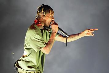 """Travis Scott Teases Netflix Project """"Look Mom I Can Fly,"""" Hands Out VHS Copies"""