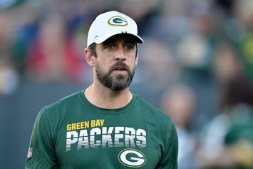 Aaron Rodgers Disgusted By Colts Fans Who Booed Andrew Luck