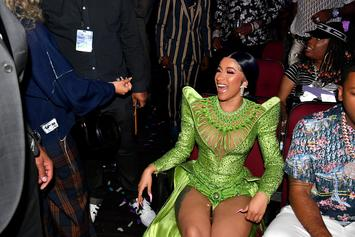 """Cardi B References Her YG Collab """"She Bad"""" With Latest Booty Poppin Insta Share"""