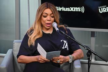 "Wendy Williams Confirms The Sex Of Kevin Hunter's ""Oops Baby"""