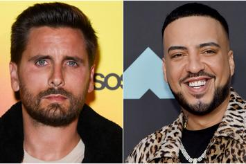 Scott Disick Turns French Montana's Theatre Room Into A Jungle Destination