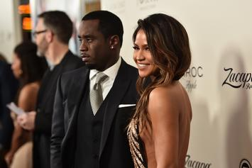 Diddy Gets Dragged Across Twitter After Cassie Announces Engagement To Alex Fine