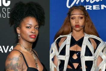 Ari Lennox Shares The Unconventional Singing Advice Erykah Badu Gave Her