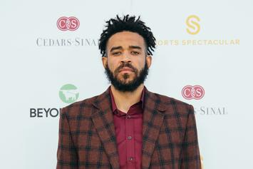 Javale McGee Hilariously Fights A Fly In His Driveway And Loses: Watch