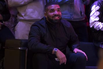 Drake Catches Eager Fan Trying To Record Him Eating Dinner