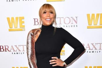 """Tamar Braxton Is Upset & In A """"Depressive State"""" After Someone Offered Her Drugs"""