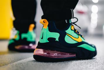 """Nike Air Max 270 React """"Electro Green"""" Release Date Announced"""