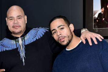Fat Joe Tries To Tell Rapper Son That Not All Hip Hop Kids Are Successful Artists