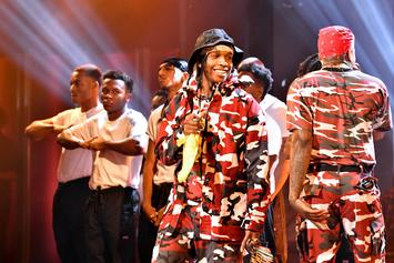 A$AP Rocky Wins Big After $300K Lawsuit Dropped By Ex-Manager: Report