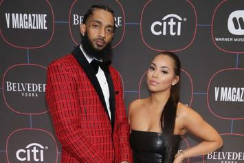 Nipsey Hussle's PUMA Collab Nearly Sells Out; Lauren London Shares BTS Video