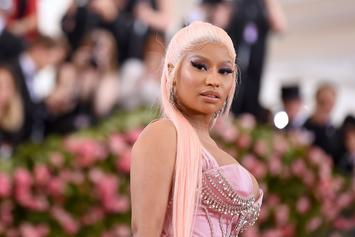 "Nicki Minaj Apologizes To Fans For ""Abrupt & Insensitive"" Retirement Announcement"
