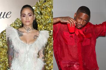 YG & Kehlani Share Lovey-Dovey Photos After Confirming Their Romance