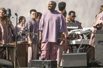 Kanye West Is Bringing This Week's Sunday Service To A Chicago Amphitheatre
