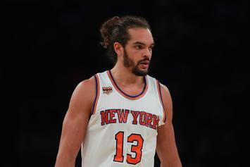 Joakim Noah Unveils Engagement To Gorgeous Victoria's Secret Model