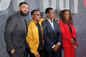 """Drake Surprised """"Top Boy"""" Stars With A Netflix Revival Deal"""