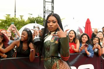 "Megan Thee Stallion Defends Nicki Minaj Over ""Struggle Twerk"" Claims"