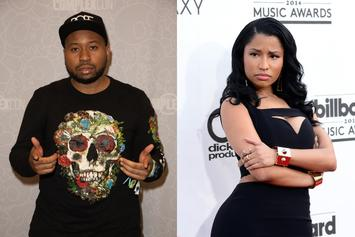 Nicki Minaj Accuses Akademiks Of Harboring Romantic Feelings For 6ix9ine