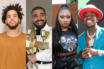 J. Cole, Megan Thee Stallion, DaBaby & More Nominated For BET Hip-Hop Awards