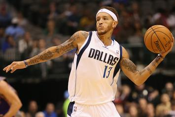 Delonte West Allegedly Seen Dancing Under Dallas Bridge While Homeless