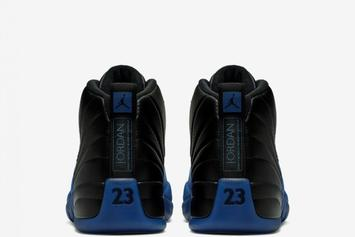 """Air Jordan 12 """"Game Royal"""" Official Photos Finally Revealed: Release Details"""