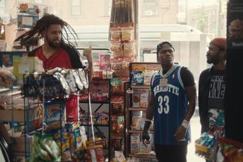"J. Cole, DaBaby & Lute Roam Around Town In ""Under The Sun"" Video"